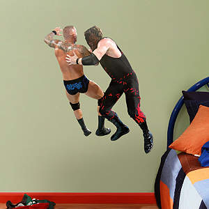 Kane Chokeslam - Junior Fathead Wall Decal